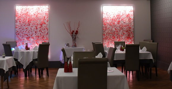 Salle Restaurant Soir