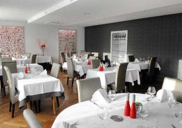 Salle restaurant La Maison Blanche