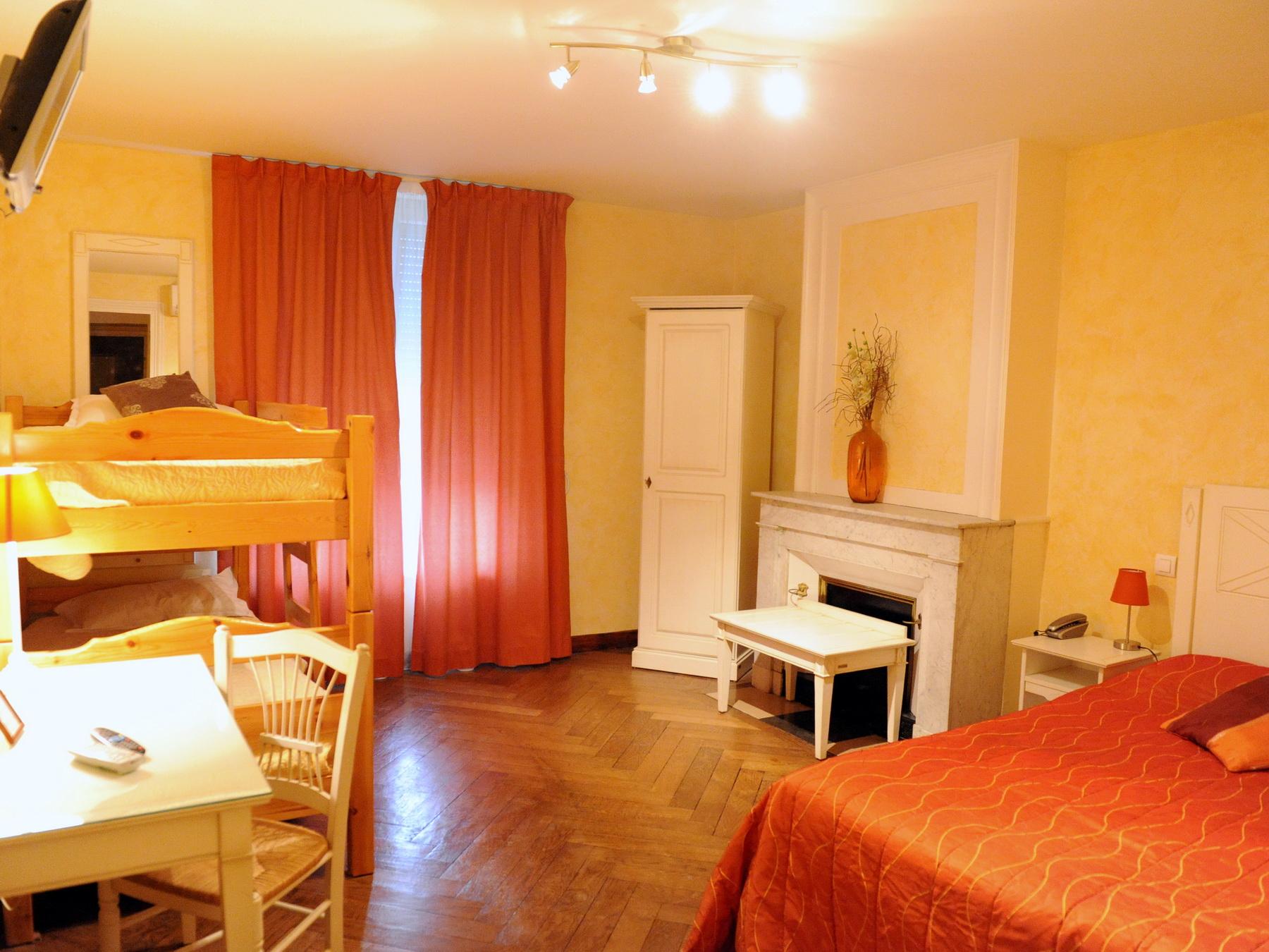 Chambre d'hôtel 2